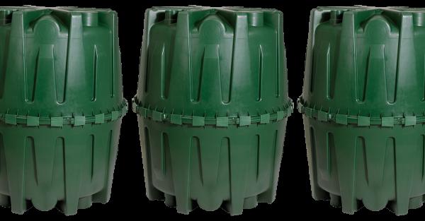 Garantia Herkules Tank-Set 4800 L