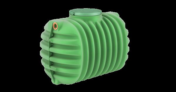 Garantia Cristall Regenwassertank 2650 L PROline begehbar
